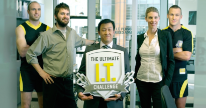 Optus – Ultimate IT Challenge